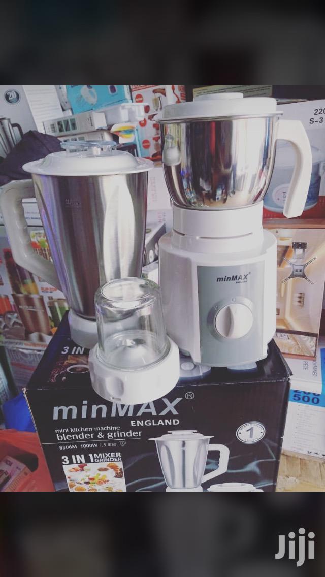 Archive: Mini Max 3 In 1 Blender in Adenta - Kitchen Appliances ...