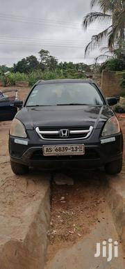 Honda CR-V 2.0i LS Automatic 2006 Black | Cars for sale in Ashanti, Kumasi Metropolitan