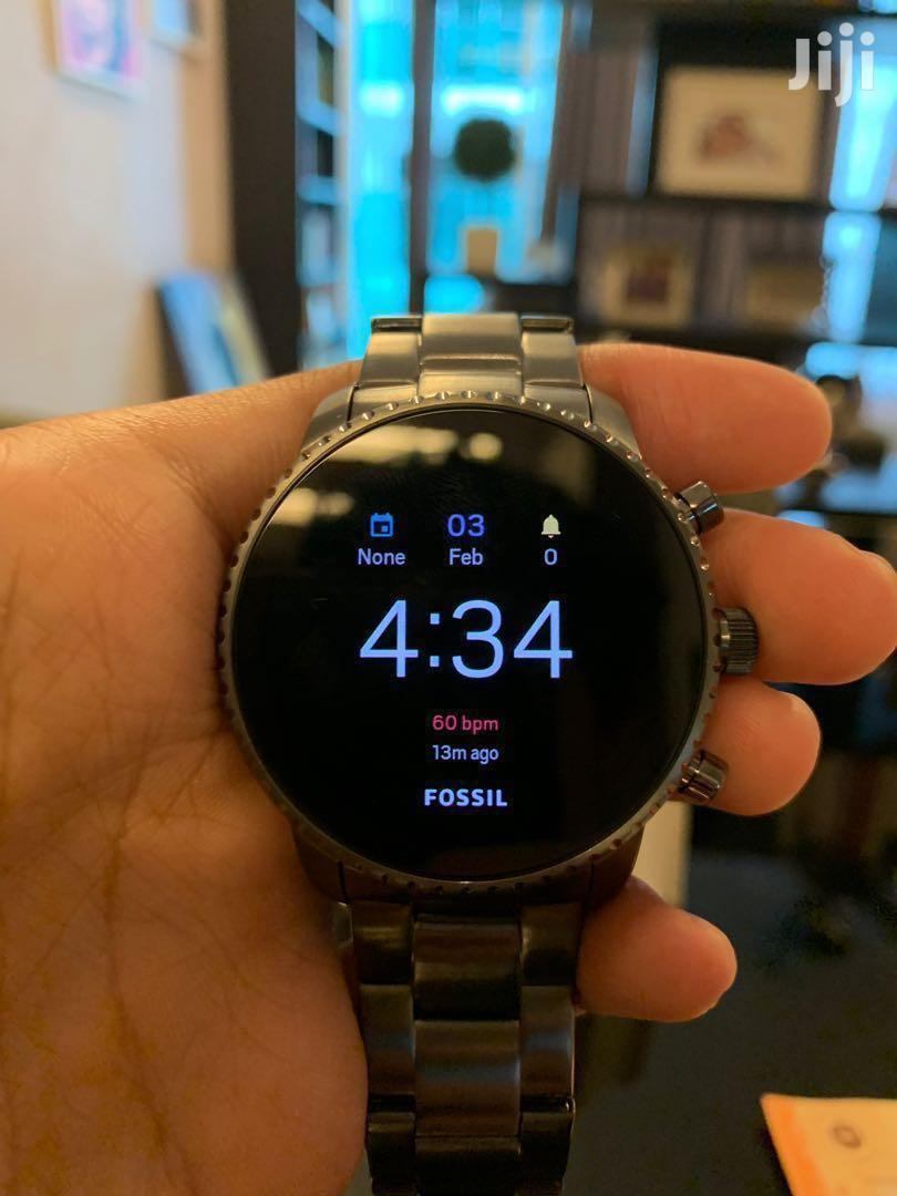 Fossil Gen 4 Explorist HR   Smart Watches & Trackers for sale in Adenta Municipal, Greater Accra, Ghana