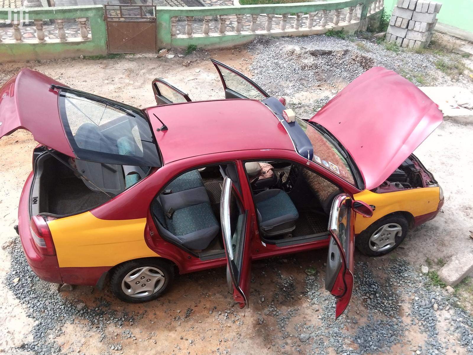 Kia Shuma 2015 Red   Cars for sale in Wassa West, Western Region, Ghana
