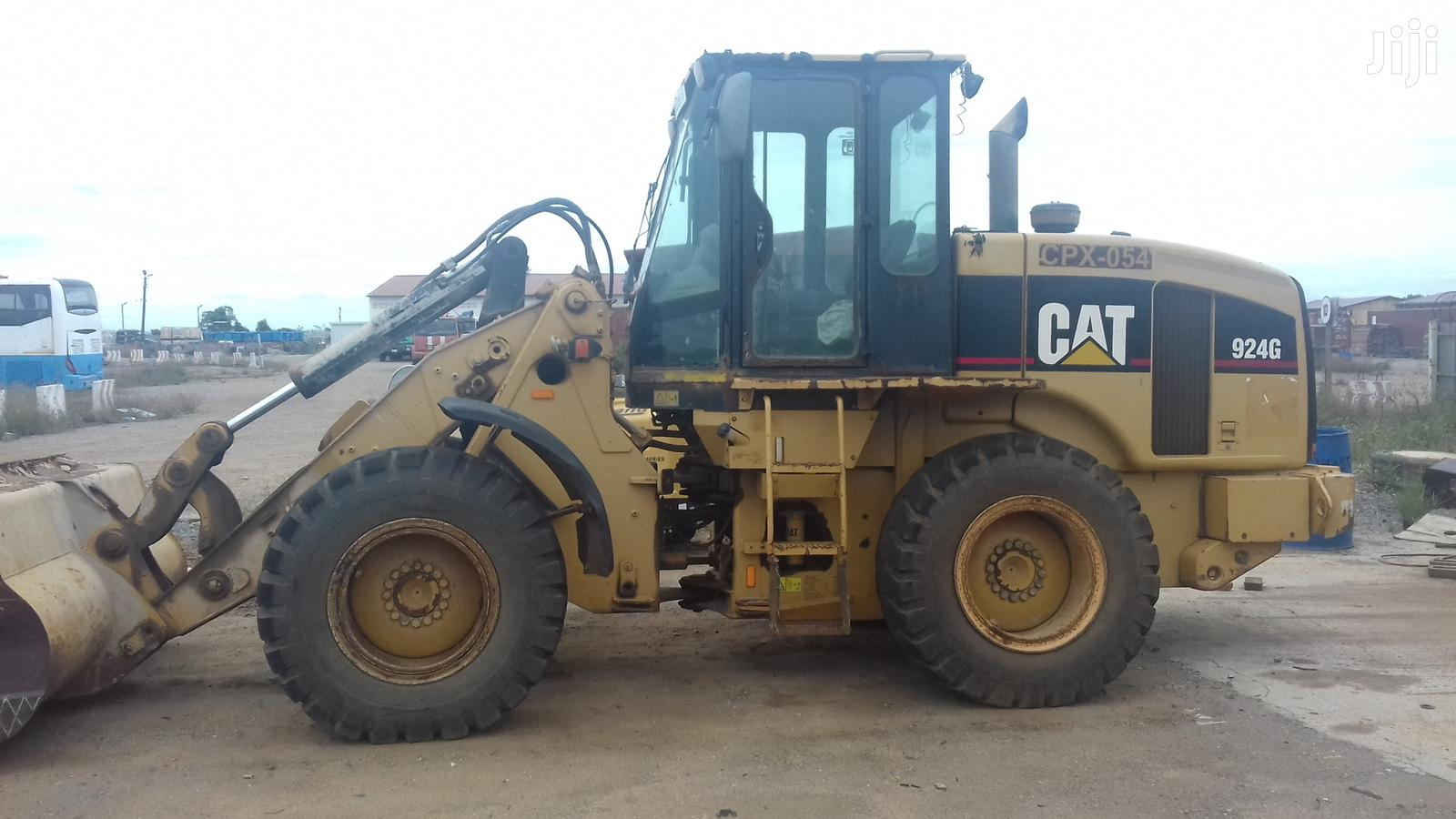 Archive: Caterpillar 924G Wheel Loader