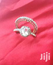 2 NICE SILVER With DIAMOND Stons Rings | Jewelry for sale in Greater Accra, Alajo