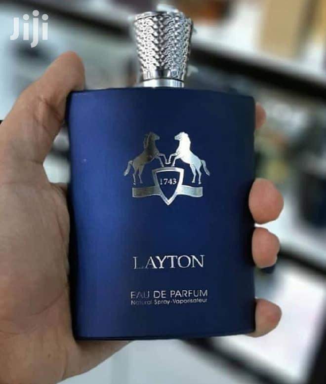 Archive: Layton Perfume