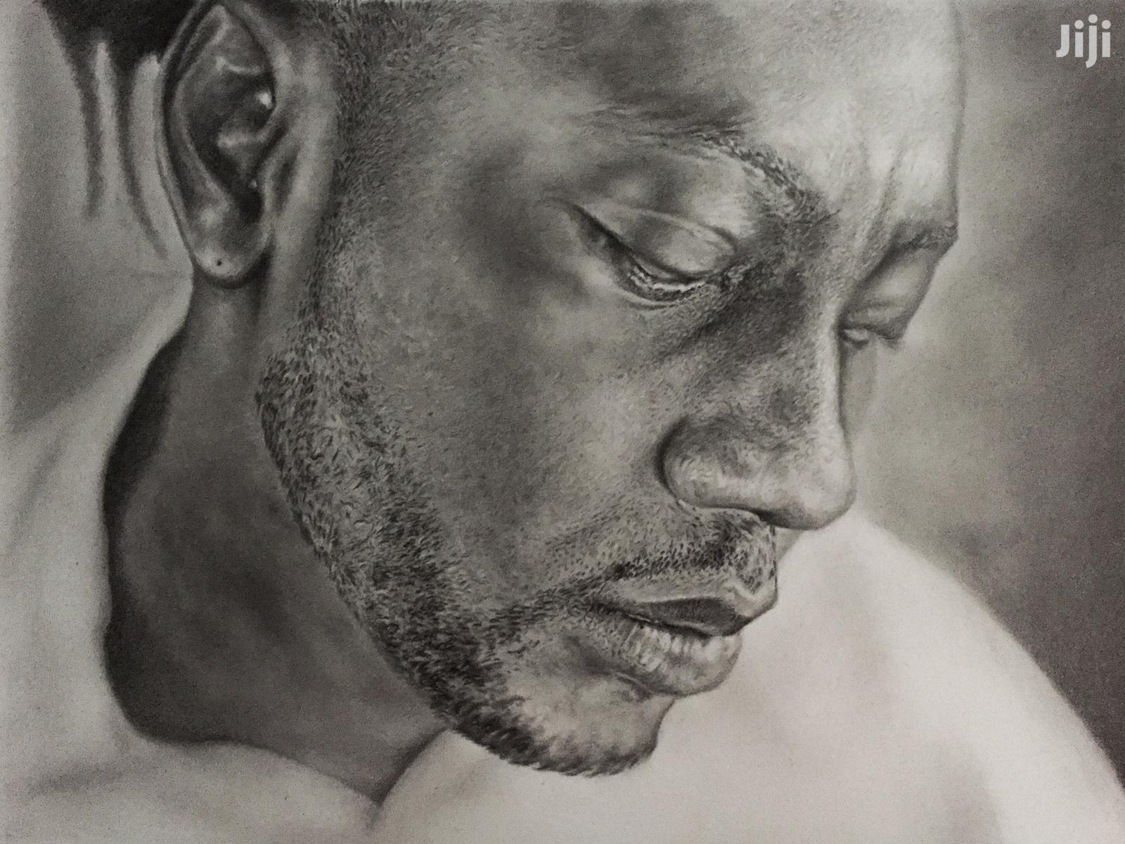 Archive: Pencil Portrait