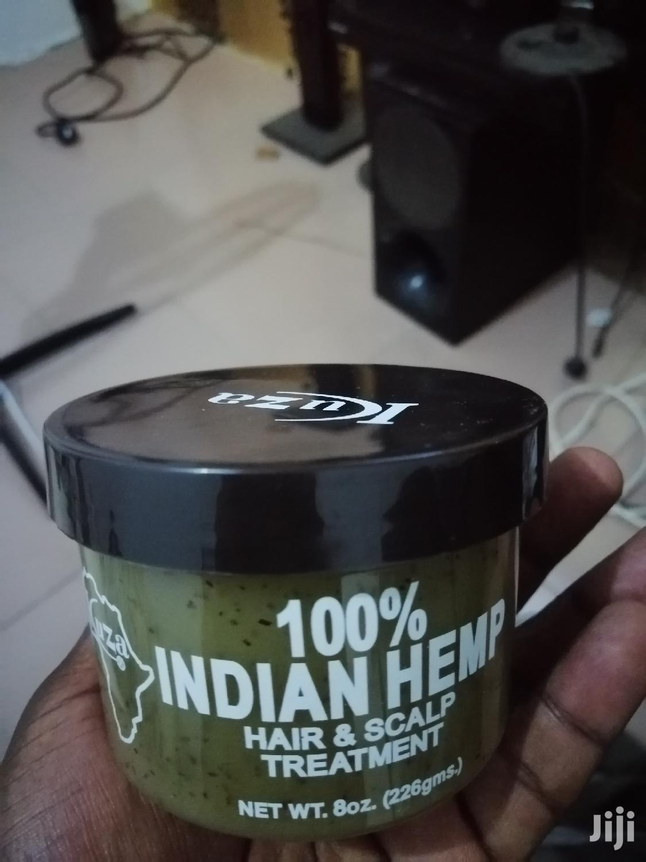 Archive: Kuza 100% Indian Hemp Hair And Scalp Treatment