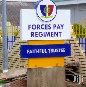 Classic 3D Signboards | Manufacturing Services for sale in Greater Accra, Kokomlemle