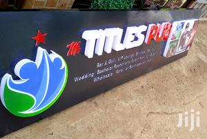 We Do All Types Of Signages | Manufacturing Services for sale in Greater Accra, Kokomlemle