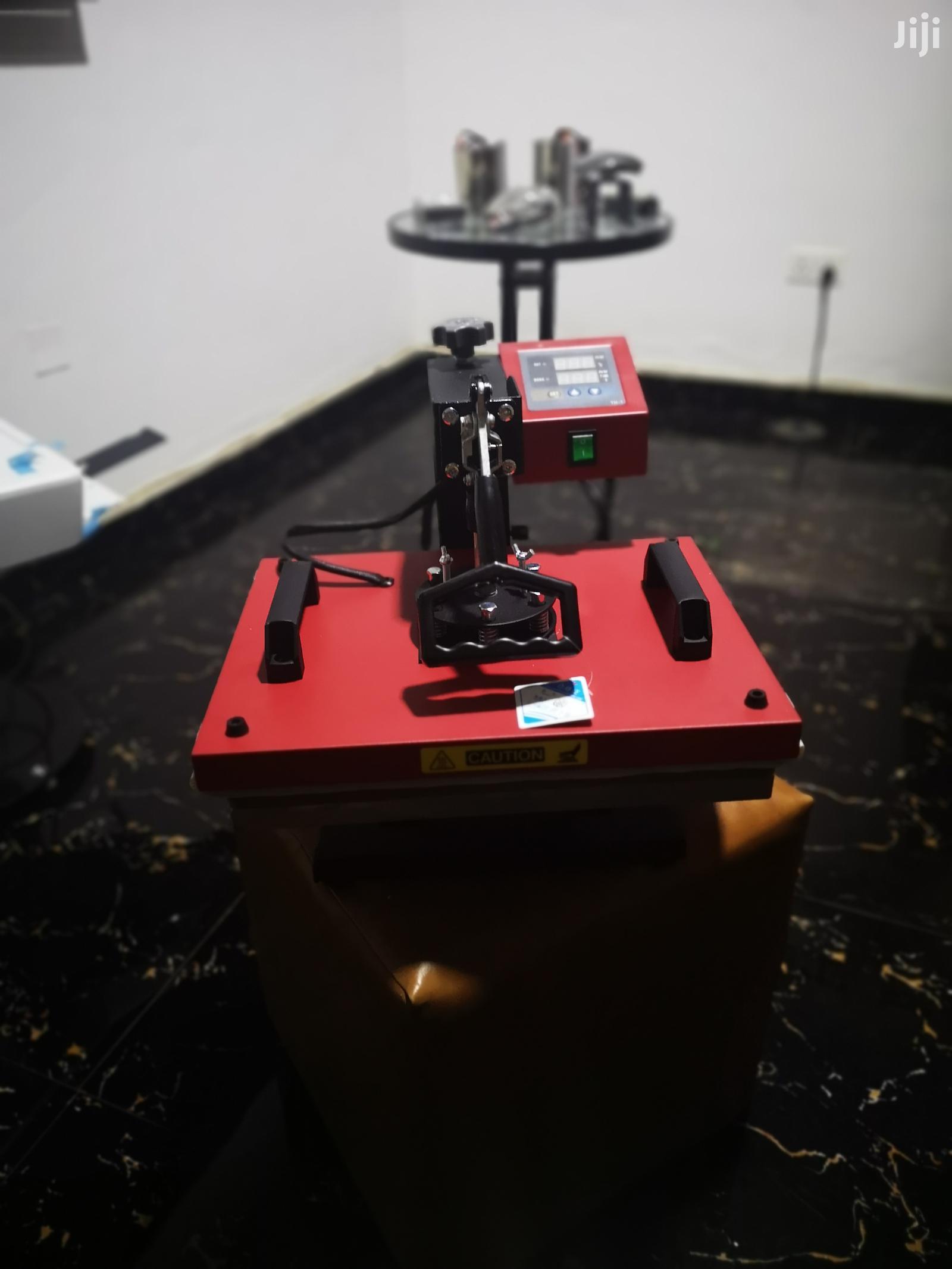 QUALITY BRAND NEW 6 In 1 Heat Press Machines