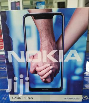 New Nokia 5.1 Plus (X5) 32 GB Black | Mobile Phones for sale in Greater Accra, Avenor Area