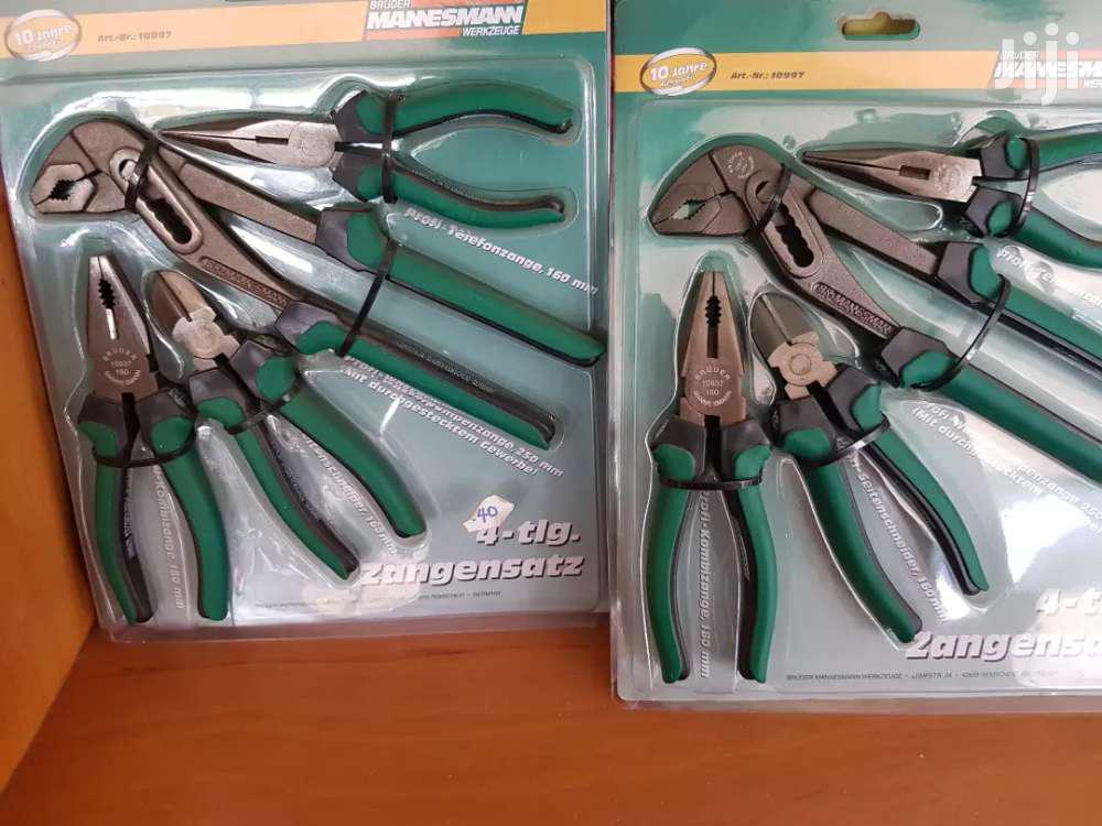 Archive: 4pcs Set Of Pliers