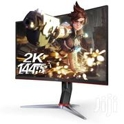 "AOC 27"" 2K 144hz Curved Frameless Gaming Monitor 