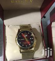 Original Rolex Leather Watch | Watches for sale in Ashanti, Kumasi Metropolitan
