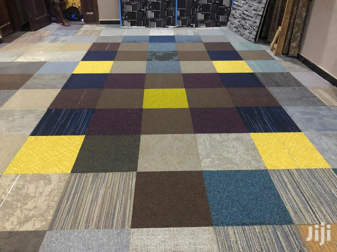 Woolen Carpet Tile