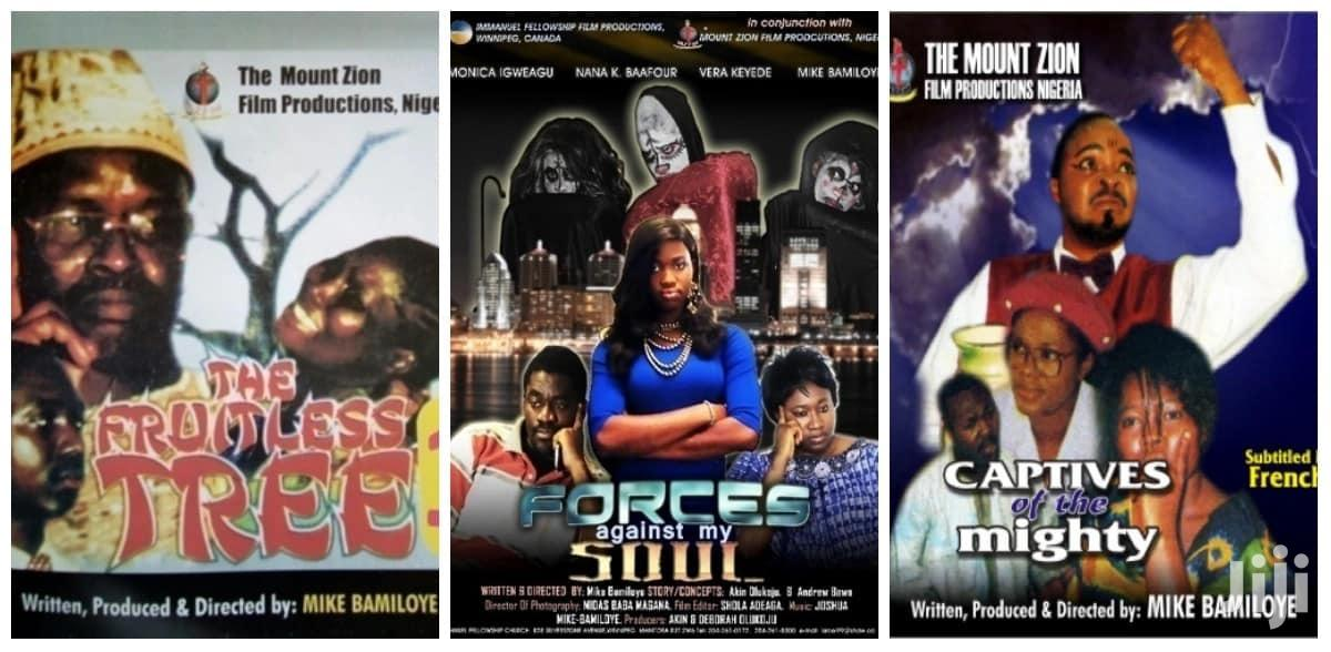 Mount Zion CHRISTIAN Movies