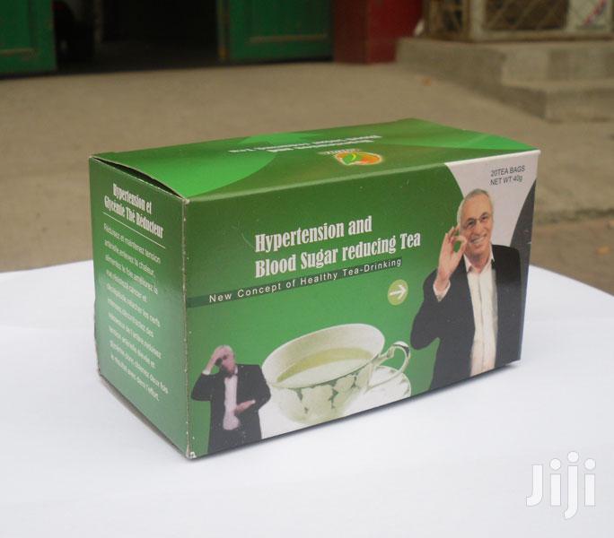 Hypertension Tea