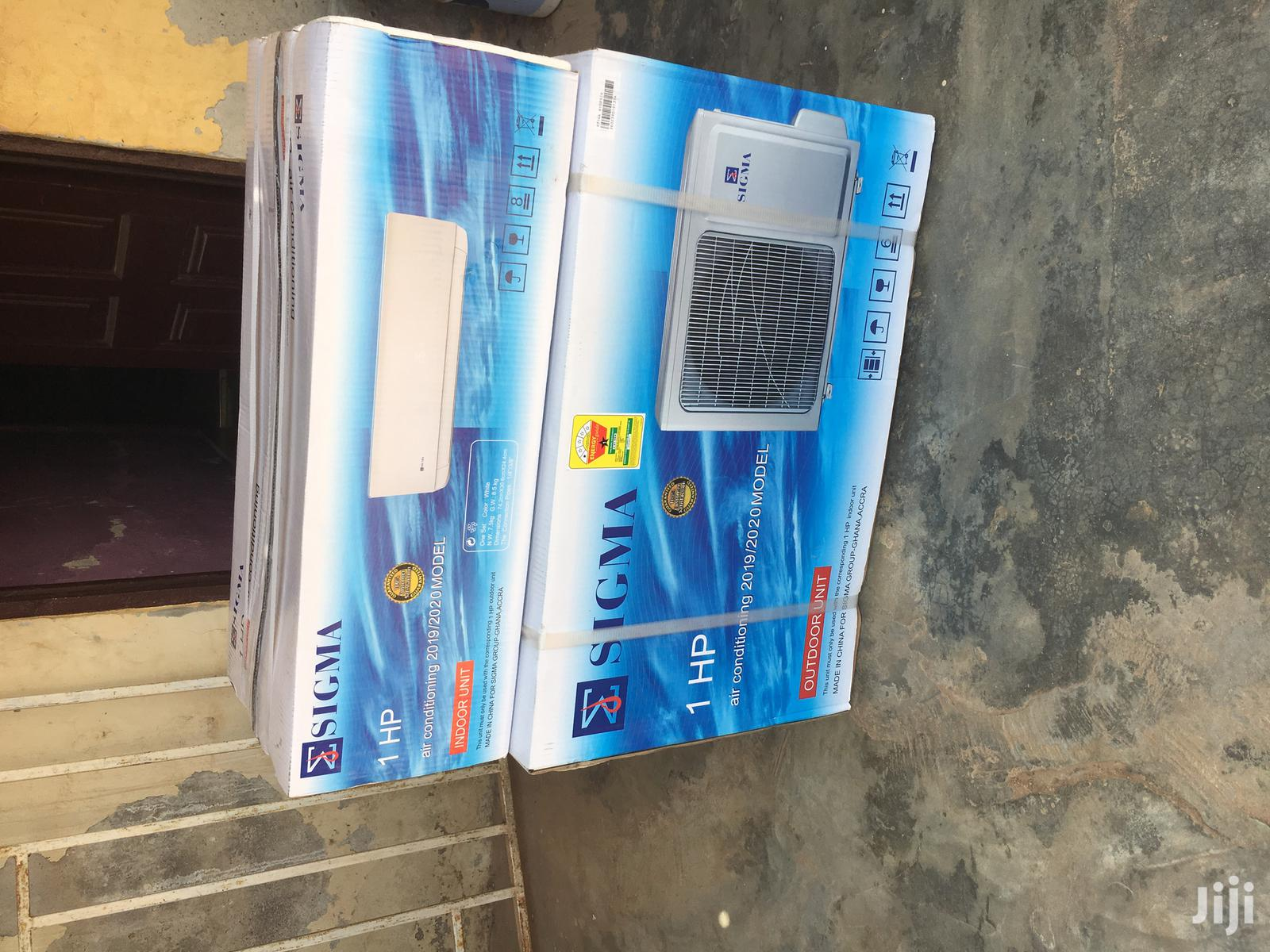 Sigma Aircondition   Home Appliances for sale in Achimota, Greater Accra, Ghana