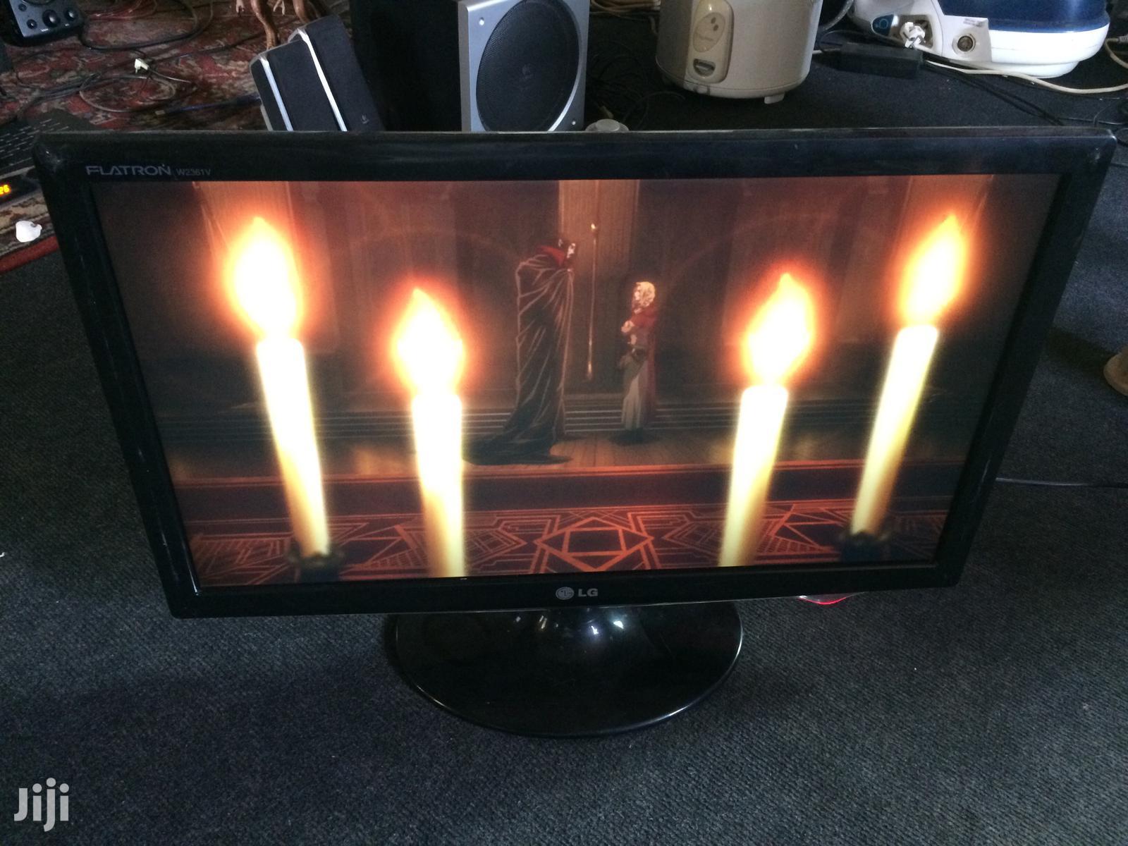 LG Flatron W 2361 V Monitor