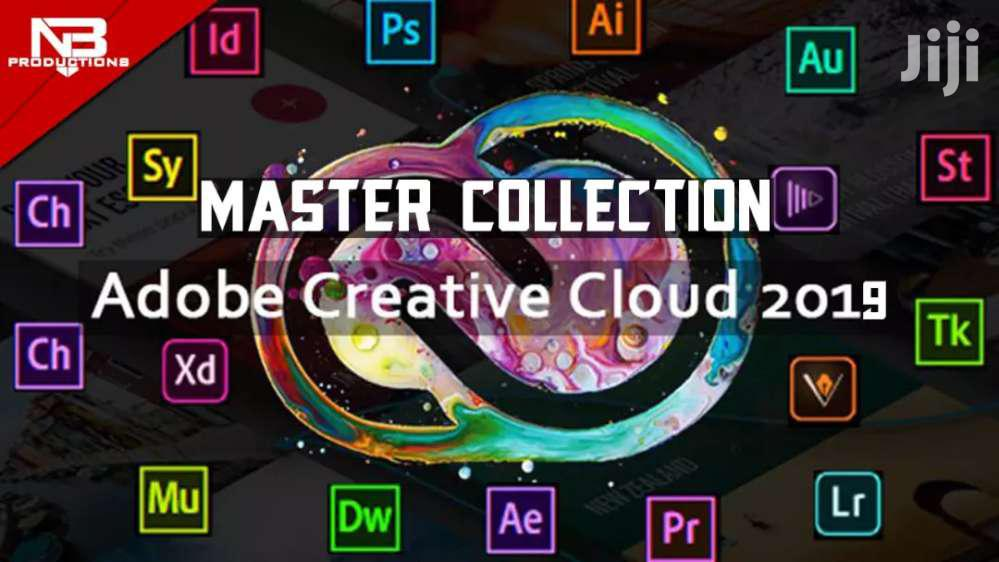 Archive: Genuine Adobe Creative Cloud 2019 Collection For Mac Win