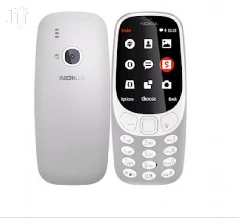 Archive: New Nokia 3310 Gray