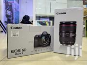 Canon EOS 6D Mark II DSLR Camera With 24-105mm F/4L II Lens | Photo & Video Cameras for sale in Greater Accra, Darkuman
