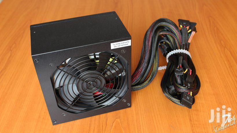 Archive: 500 Watts PSU 6pins +8 Pins 80 Plus Bronze