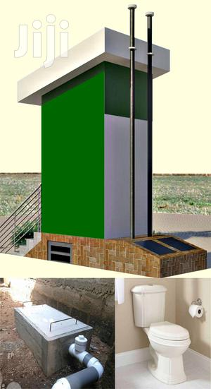 Bio Digester Toilet Construction With Easy Payment Plan | Building & Trades Services for sale in Volta Region, Ho West
