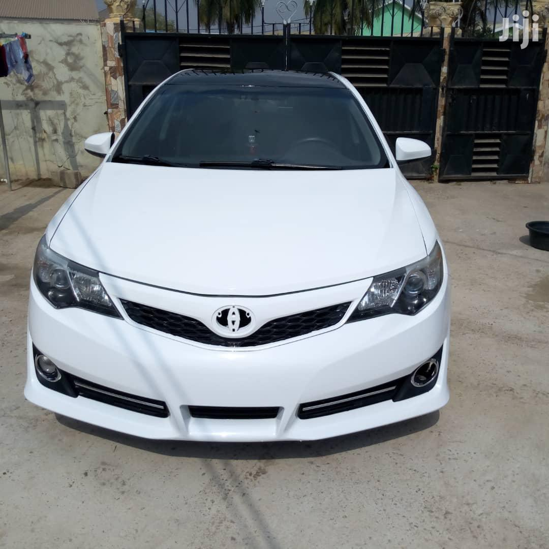 Toyota Camry 2015 White   Cars for sale in Adenta, Greater Accra, Ghana