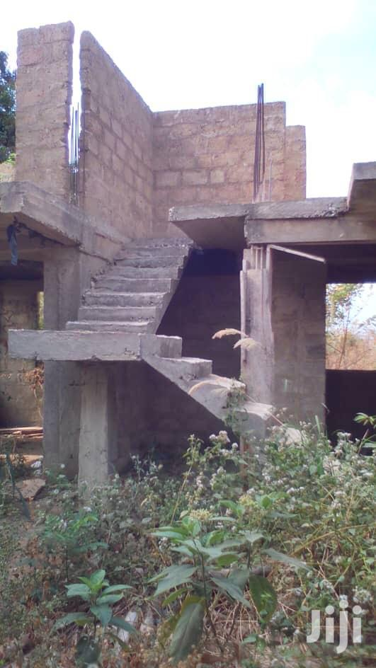 7 Bedrooms Uncompleted Storey Building At A Giveaway Price