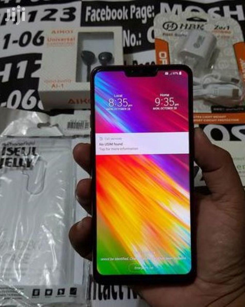 New LG Q9 64 GB Black | Mobile Phones for sale in Kumasi Metropolitan, Ashanti, Ghana
