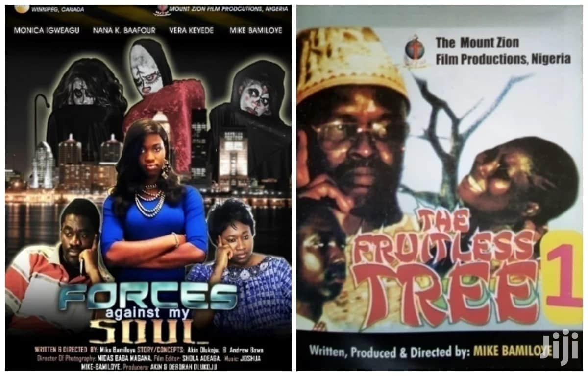 Mount Zion CHRISTIAN Movies | CDs & DVDs for sale in Atwima Kwanwoma, Ashanti, Ghana