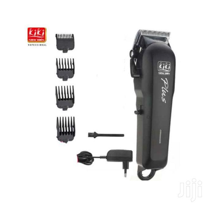 Kiki New Gain Rechargeable Cord/Cordless Hair Clipper