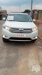Toyota Highlander 2013 3.5L 4WD White   Cars for sale in Greater Accra, Nii Boi Town