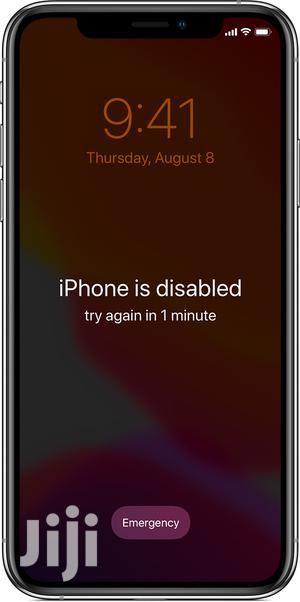 iPhone Disabled Or Locked | Computer & IT Services for sale in Ashanti, Kumasi Metropolitan