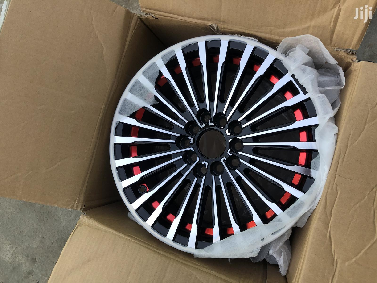 Swapping Of Rims Is Available