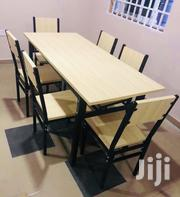 Dining Table With 6 Chairs | Furniture for sale in Greater Accra, Adabraka