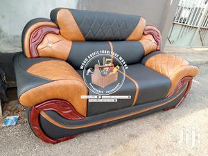 Godly Leather Furniture Sofa | Furniture for sale in Ashanti, Kumasi Metropolitan