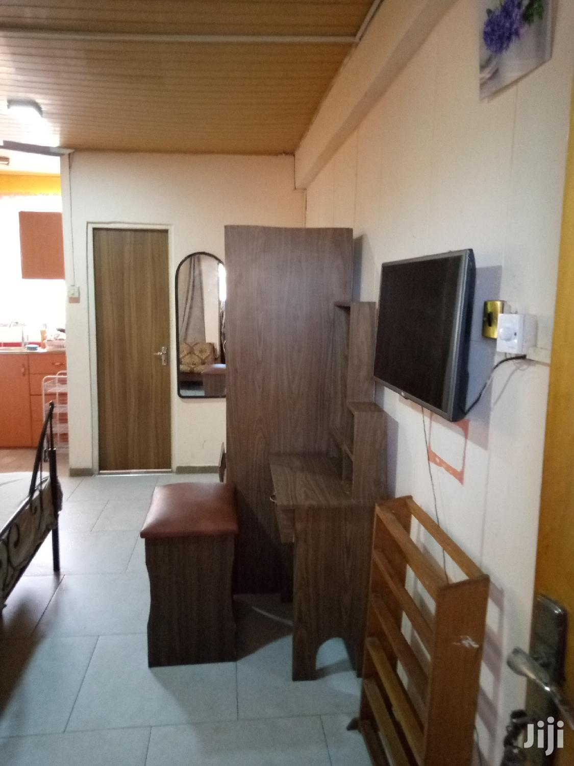 Fully Furnihed 1 Bedroom Studio To Let Osu | Houses & Apartments For Rent for sale in Osu, Greater Accra, Ghana