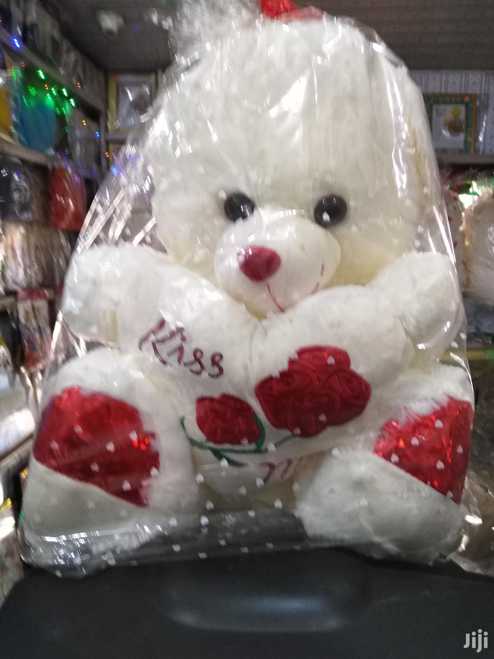 Cute Fluffy Teddy Bear | Toys for sale in Kwashieman, Greater Accra, Ghana