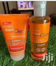 Neutrogena Foaming Scrub and Toner | Skin Care for sale in Greater Accra, Nungua East