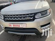 Land Rover Range Rover Sport 2016 SE 4x4 (3.0L 6cyl 8A) Silver | Cars for sale in Greater Accra, Adenta Municipal