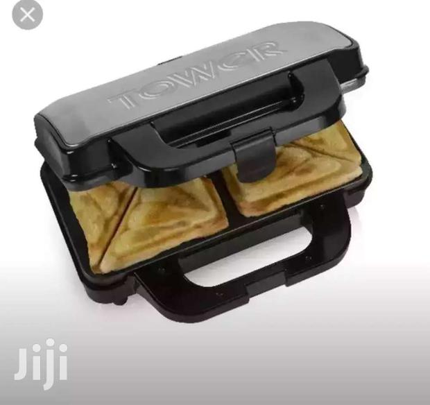 Towers Sandwich Maker And Toaster