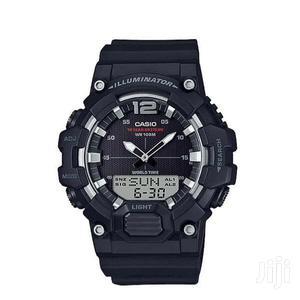 100% Original Casio Men's Classic Quartz Watch With Resin Strap
