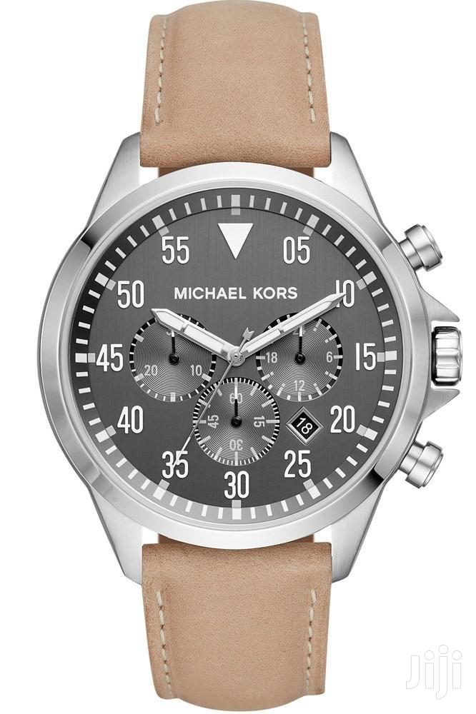 Michael Kors Leather Watch | Watches for sale in Darkuman, Greater Accra, Ghana