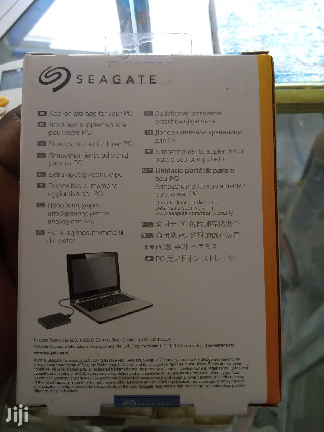 Expansion 1TB Seagate Usb3.0 External Hard Drive | Computer Hardware for sale in East Legon, Greater Accra, Ghana