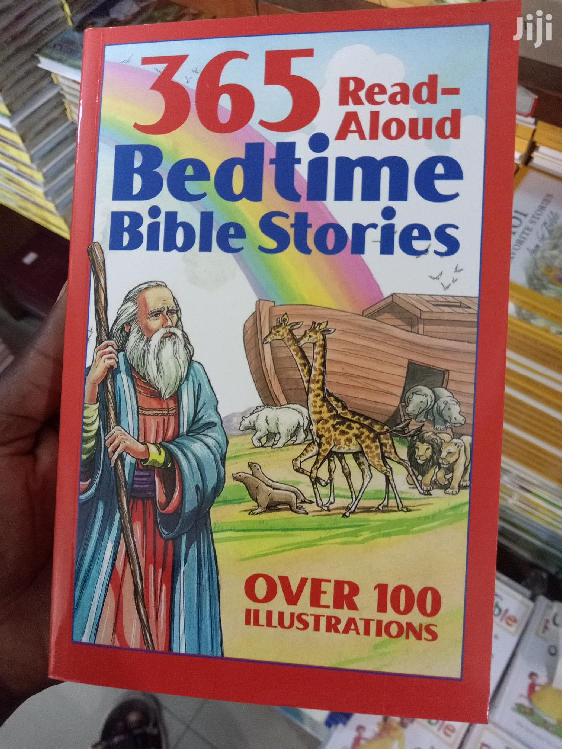 365 Read Aloud Bed Time Bible Stories