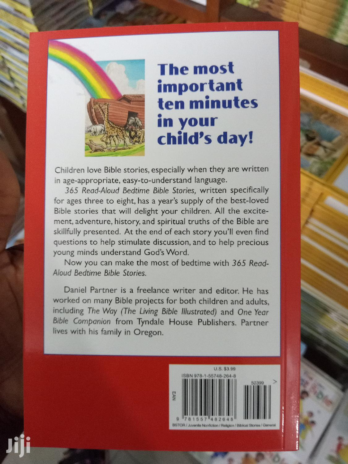 365 Read Aloud Bed Time Bible Stories | Books & Games for sale in Airport Residential Area, Greater Accra, Ghana