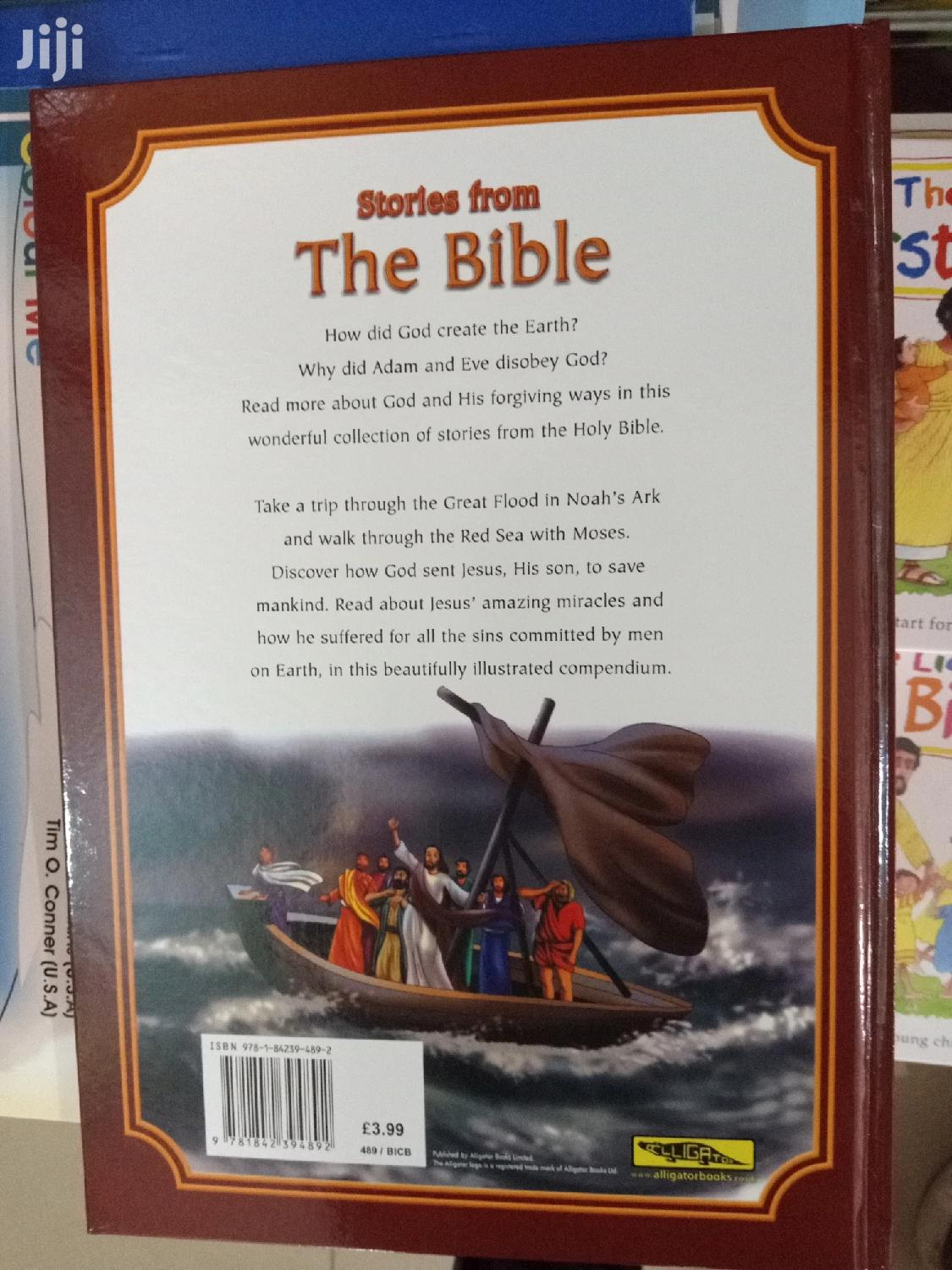 Children Bible Stories | Books & Games for sale in Airport Residential Area, Greater Accra, Ghana
