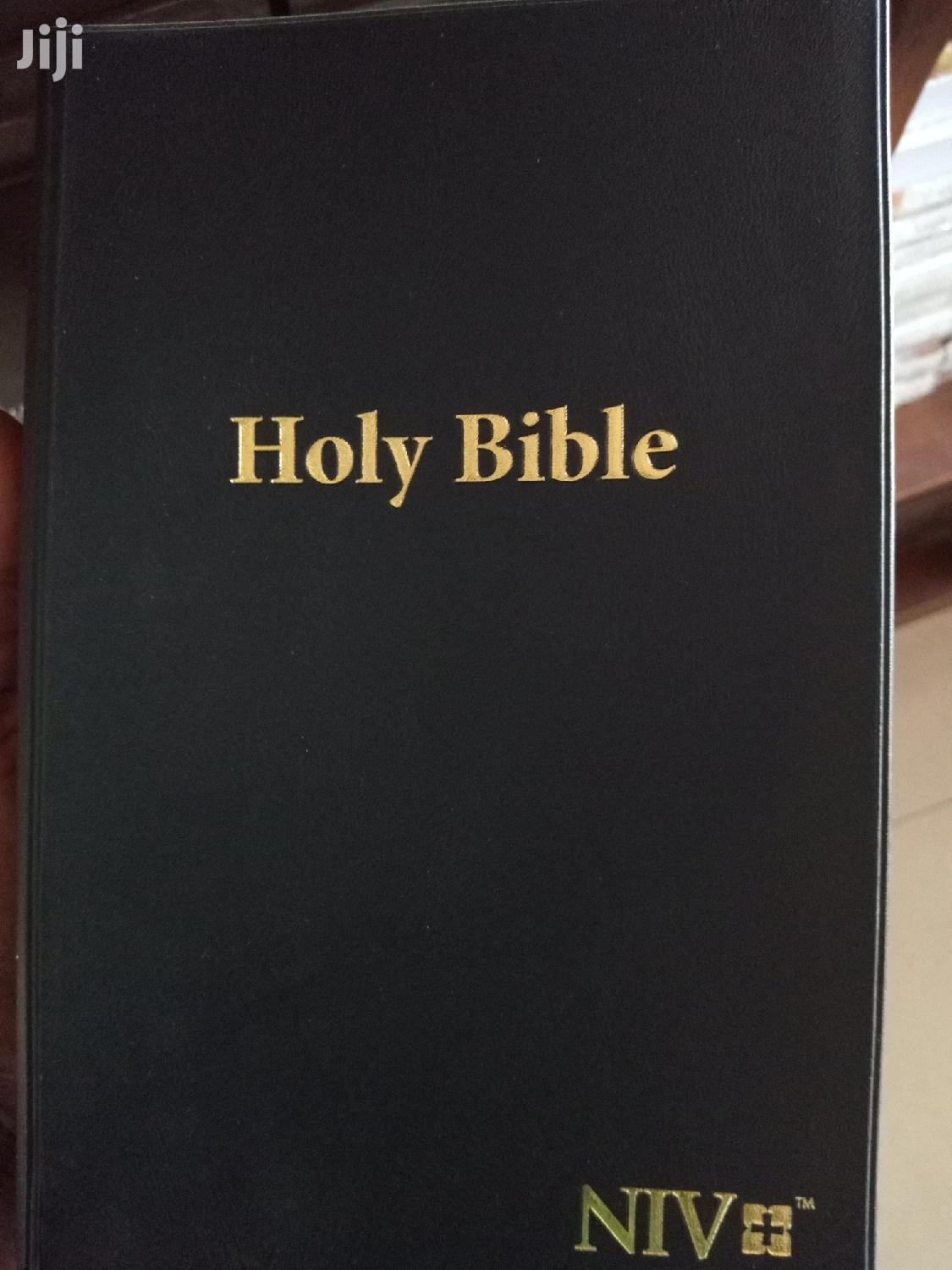Holy Bible (Niv Big)