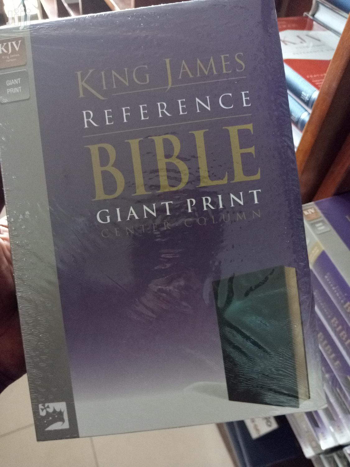 King James Reference Bible | Books & Games for sale in Airport Residential Area, Greater Accra, Ghana