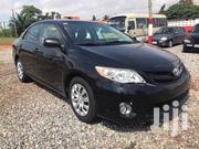 Toyota Corolla 2013 Black   Cars for sale in Greater Accra, Dzorwulu
